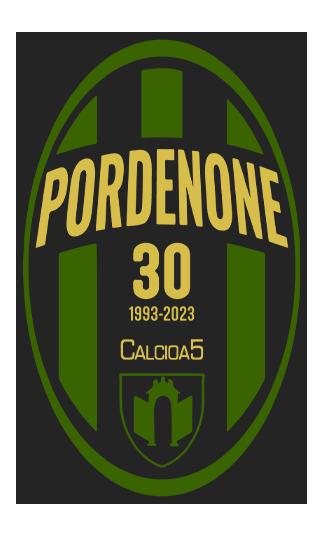 Calendario Pordenone Calcio.Asd Pordenone Calcio A 5